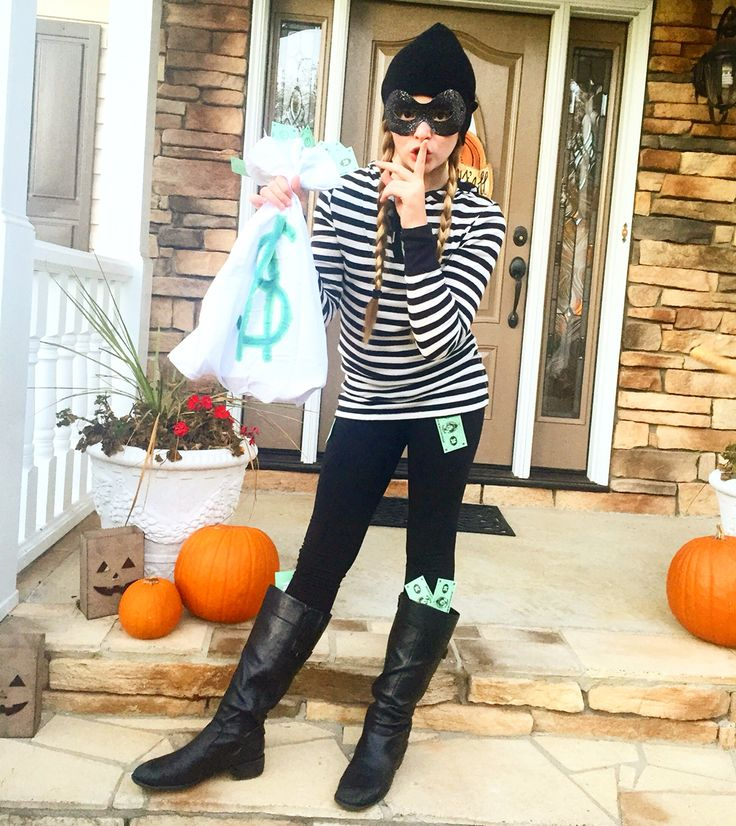 Tween Halloween Costume!  Cheap, easy and cute!! DIY