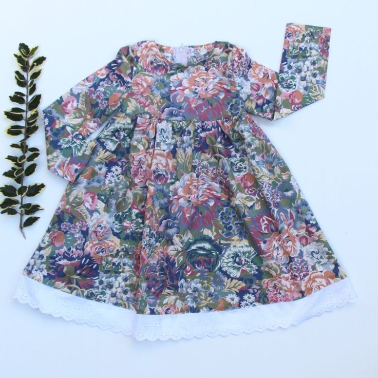 Introducing the newest member of Mill in the Sky- The Camille Country Style Dress in Size 4🎉  Once it's gone it's gone so be quick to grab your girl a piece of unique handmade gorgeousness made right here in Australia!
