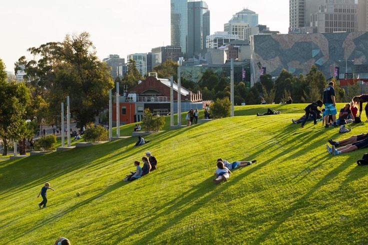 Fancy some fresh air? Here's the lowdown on Melbourne's lushest parks.