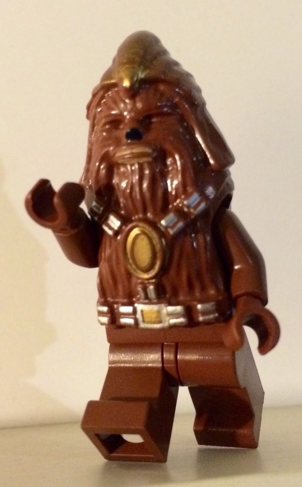 Lego Figure - Star Wars - Chewbacca