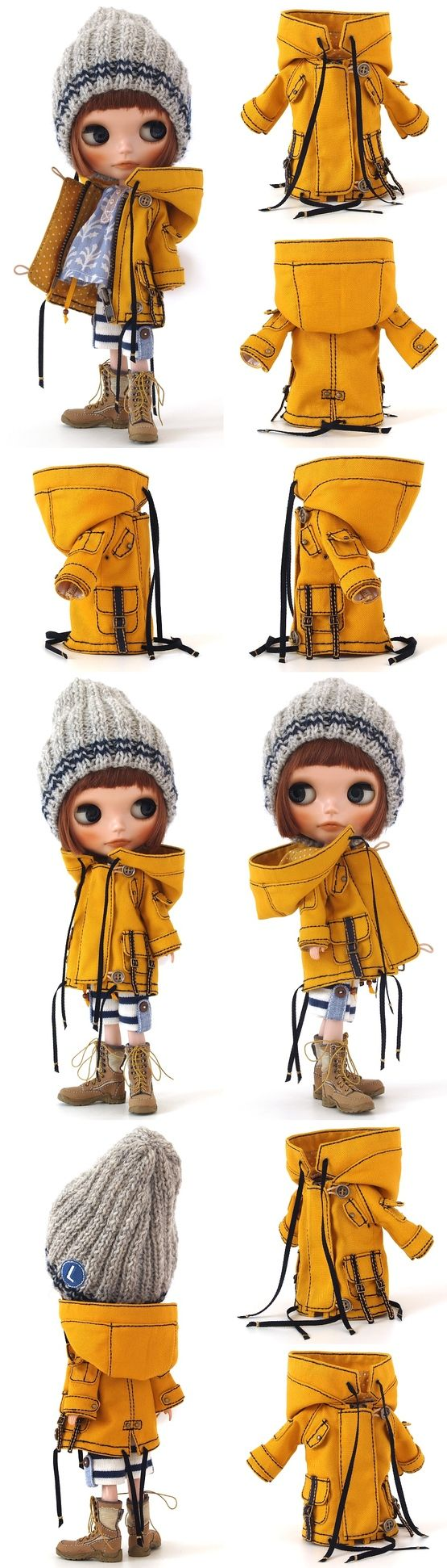 ** Blythe outfit ** Lucalily 334**の画像:mahounote.