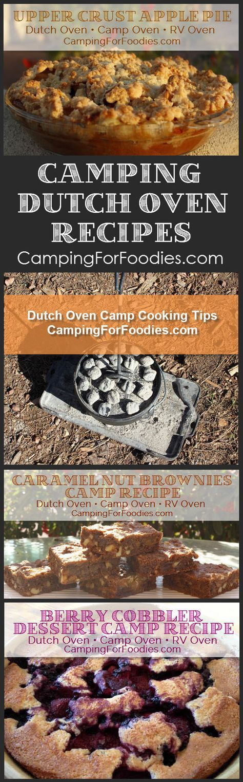 Best 20 dutch oven recipes ideas on pinterest easy for Dutch oven camping recipes for two
