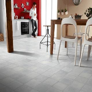 Kitchen - flooring