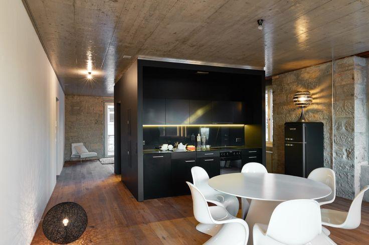 Gallery of Apartments on Forchstrasse / Kyncl Schaller Architekten - 1