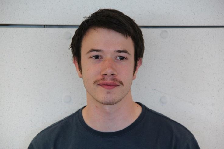 Is Ben actually old enough to grow a mo?