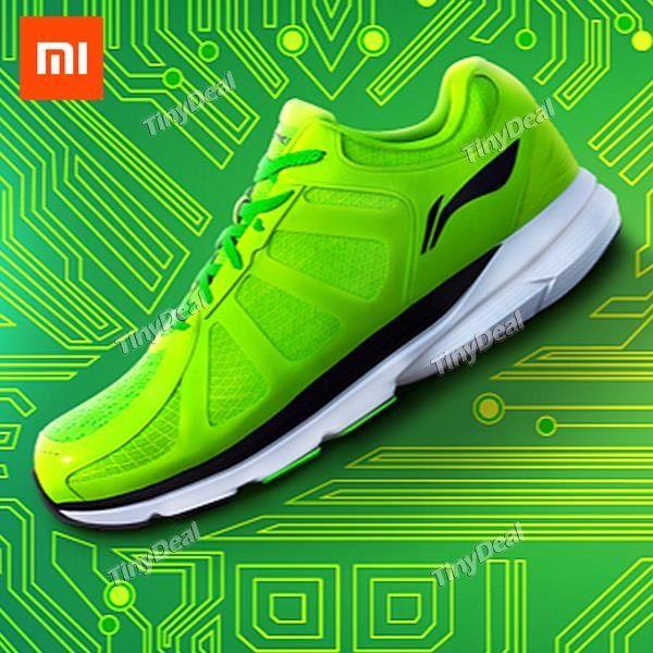 Presell Millet Intelligent Sneakers Meters Leisure Net Damping Sneakers Red Rabbit DSH-428864