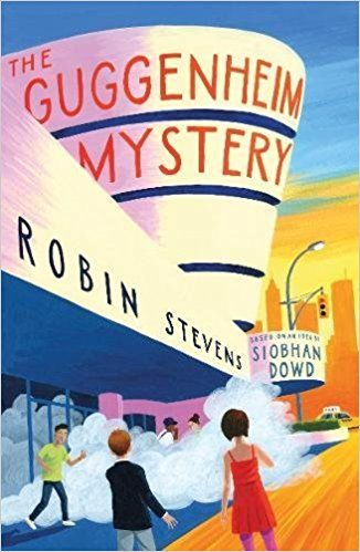 The Guggenheim Mystery is the follow up story to Siobhan Dowd's 2007 The London Eye Mystery . Dowd sadly died of cancer at the end of 2007....