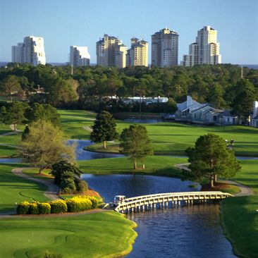 The Links Course at Sandestin - Florida Golf Course in Destin, FL