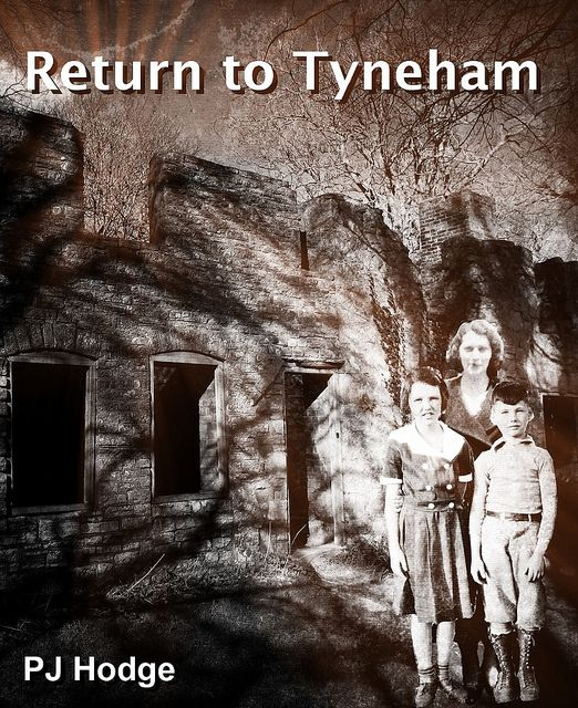 "Return to Tyneham by PJ Hodge ""It was a few hours later, the house still shrouded in darkness, the only light that of the dying embers upon the hearth, when her rest had become fitful, and following much tossing and turning she had become aware of a sweet scent lifting her from sleep, a familiar, rich and heady smell, that of lavender."" Read the story here: http://freakyfolktales.wordpress.com/2013/04/01/return-to-tyneham/"