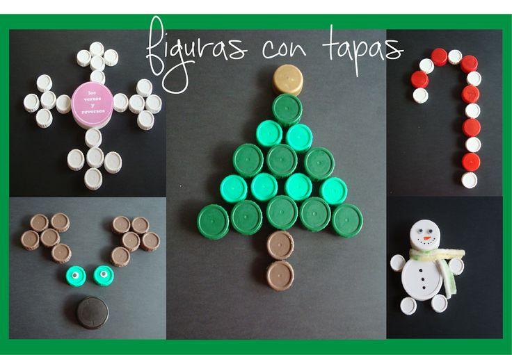 Mejores 32 im genes de reciclar tapas de gaseosa en - Como hacer tapas faciles ...