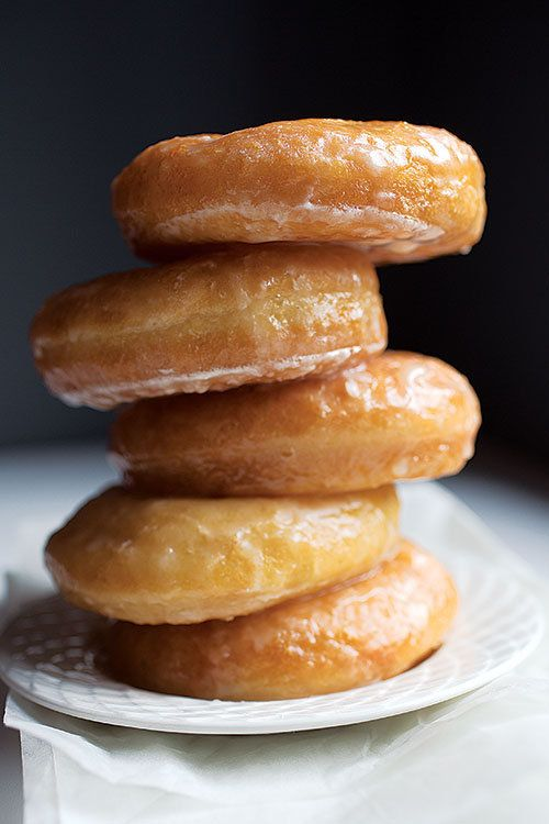 Make Airy Glazed Donuts at Home | Shine Food - Yahoo! Shine