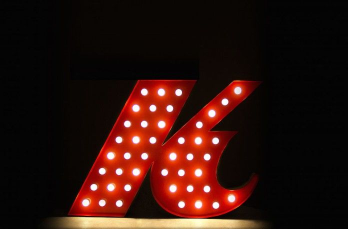 We've put all our chips on red and hit the jackpot with our eclectic range of Las Vegas Letter Lights. A more Designer exclusive upgrade from the carnival marquee lighting. This is phonetic illumination on a whole new level. Each handmade letter, number or symbol hits the high rollers and breaks all the house rules with its individual design and awesome size. Standing at one metre tall and constructed from only the best of metals. Guaranteed a full house!!!