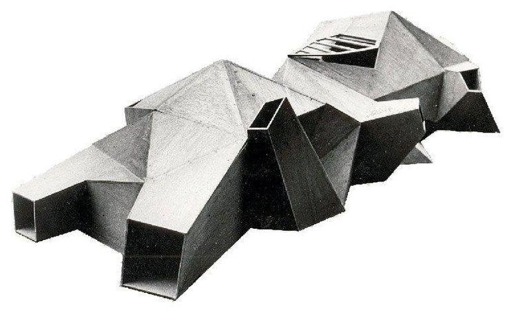 Charles Correa – Hindustan Lever Pavilion.1961