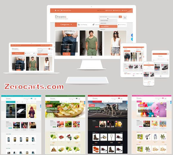 10+ Multipurpose Opencart Themes - All in One