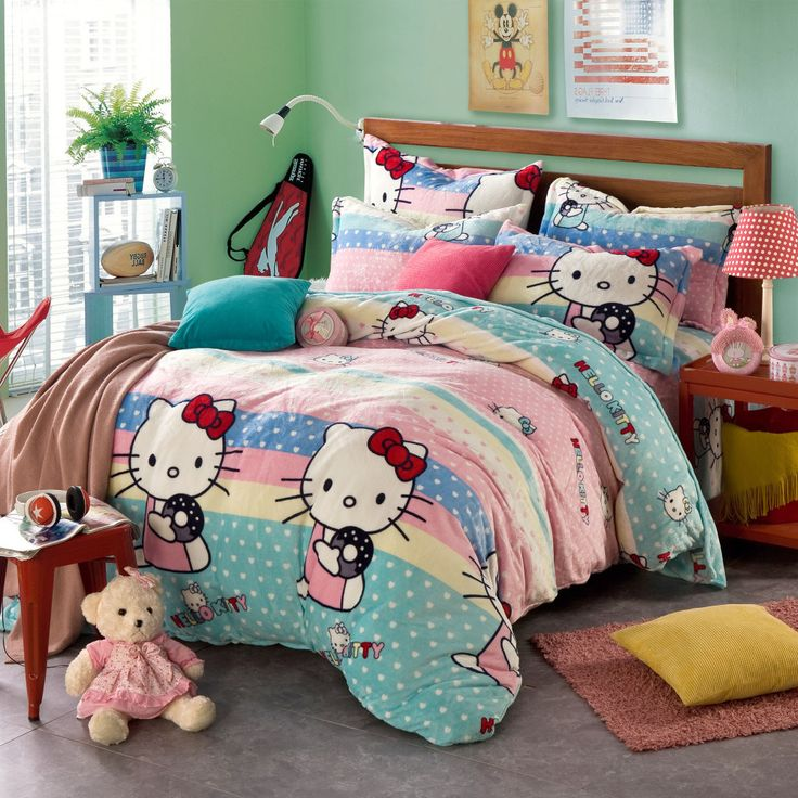 38 best Girls Bedding Sets images on Pinterest | Girls bedding ...