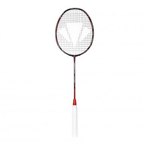 Carlton Kinesis Rapid badmintonracket rood zwart