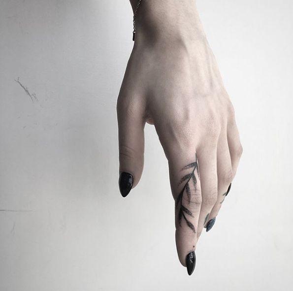 Ces tatouages à 45 doigts sont les objectifs de chaque femme en été   – Tattoo-Ideen