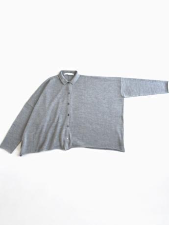 Silk cotton shirt: Evameva