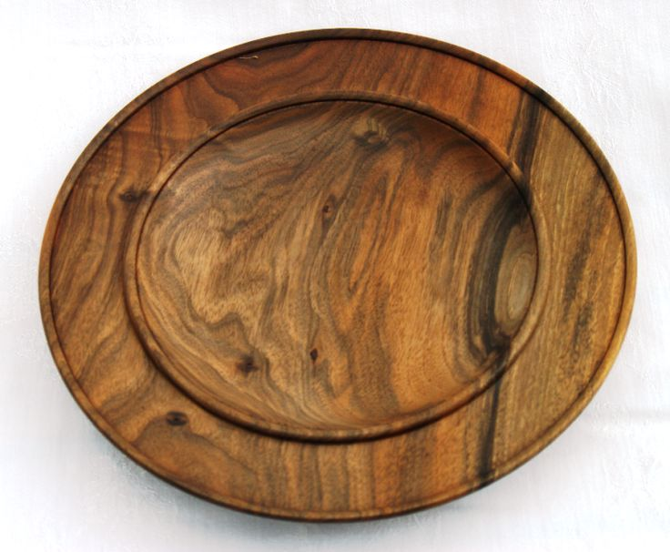 Woodturning | Platters u2014 Conclaris Woodturning. Wood Turning ... : turning wooden plates - pezcame.com