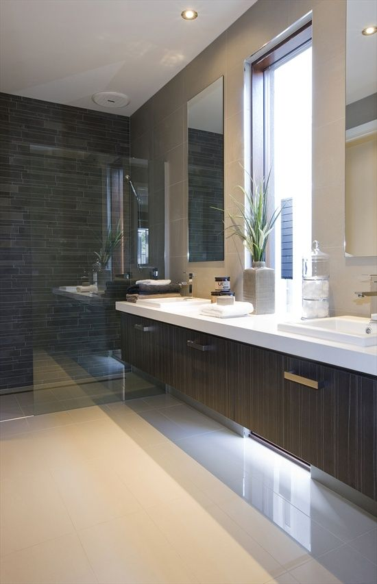 38 best images about metricon homes on pinterest open for Grey and beige bathroom ideas