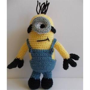 Χειροποίητη πλεκτή κούκλα! Βρείτε περισσότερες στο http://www.shopigen.com/kouklomania !