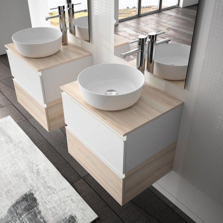 Post: Salgar – muebles y accesorios de baño flexibles a cualquier espacio --> decoración de baños, decoración moderna, decoración nórdica, espejos antivaho, lavabos de posar, mamparas, muebles para baño, muebles y accesorios de baño, Salgar, salgar serie spirit, bathroom furniture, bathroom design, bathroom decor