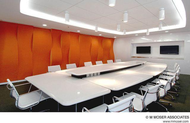 Design by M Moser Associates by M Moser Associates | Interior Design Architecture, via Flickr