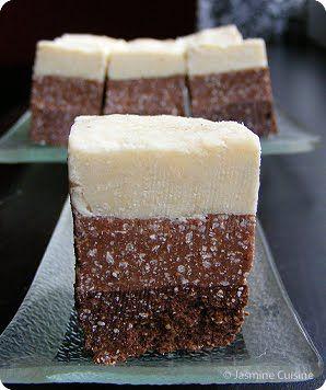 Jasmine Cuisine: Gianduja aux 3 chocolats
