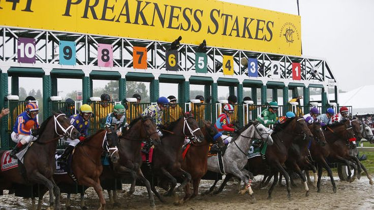 Notes from the Preakness: Future looks bright at Pimlico, big bet skews odds…