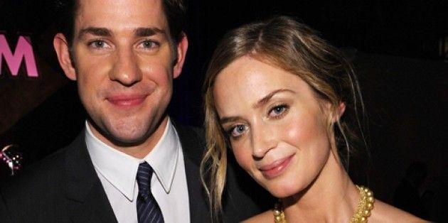 5 Sweet Things John Krasinski Has Said About Wife Emily Blunt