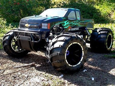 ﹩749 99  Redcat Racing Rampage MT V3 32Cc 1/5 Scale Gas