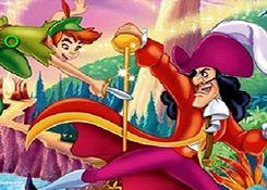 Juegos Jake y Los Piratas.com - Juego: Diferencias Peter Pan - Minijuegos de Jake y Los Piratas Disney Junior Jugar Gratis Online