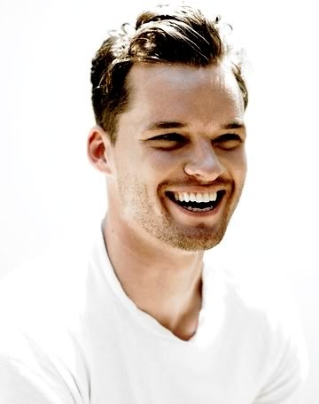 Austin Nichols and his smile, man o man!