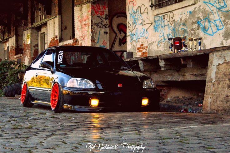 Honda Civic by Ksawery