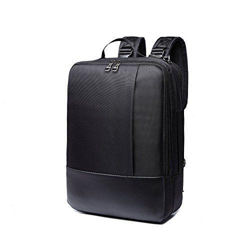 5d3771a2a Mochila para Portátil, 3-en-1 Bolsa Bandolera/Maletin/Backpack de Hombres  para Laptop 15.6 Pulgada, Impermeable Netbook Dayback para ...