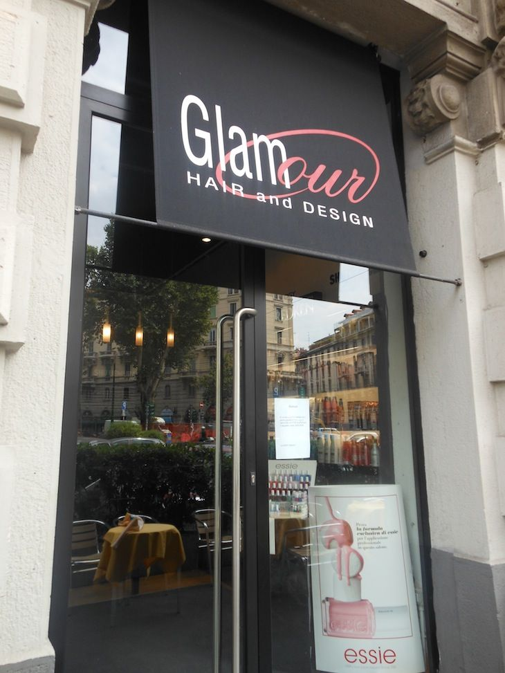 #glamour #urbanomania #shuuemura #essie #ghd #redken #fashionblogger #beautyblogger #milano #hairstyle #hairsolution #beautytips
