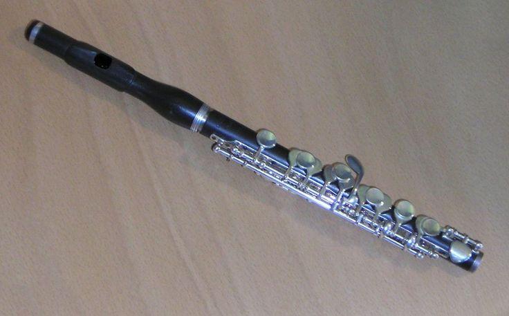 """Český název je odvozen z italského """"flauto piccolo"""", čili """"malá flétna"""". Pikola Hraje nejvyšší tony v orchestru."""