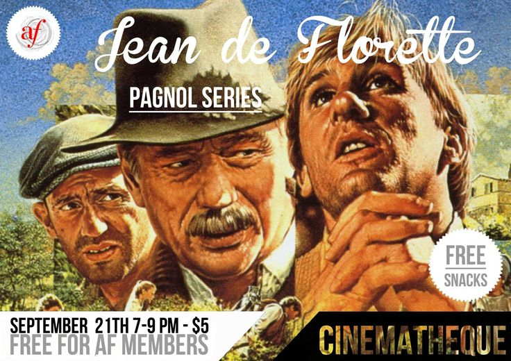 Join us at our French movie night ! More information on our website and Facebook