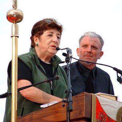 Carmen Hernández y Kiko Arguello