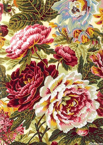 Floral Burst Peonies