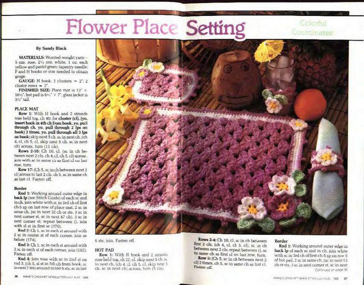 Annies Crochet Newsletter No. 22