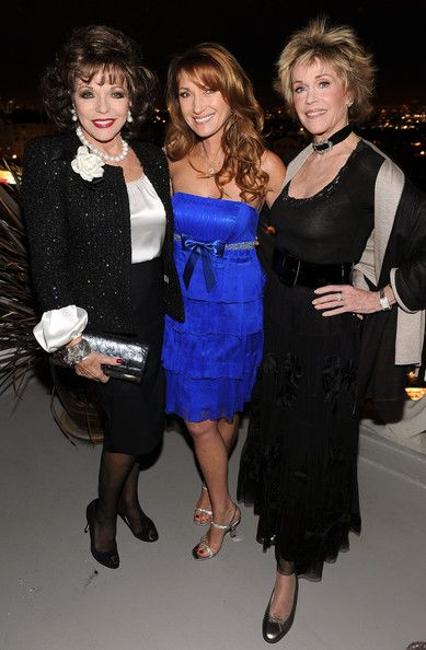Jane Fonda Photos: NY Times Style Magazine Golden Globe Awards Party