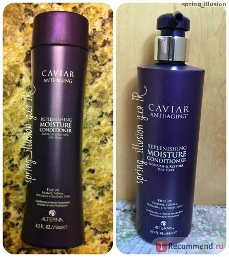 Кондиционер для волос Alterna Caviar Anti-Aging Replenishing Moisture…