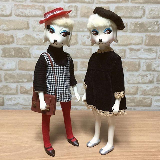 Instagram media leegaeng - 1966 vintage peteena doll 패치옷 뺏어입음 .  #doll #dollstagram #peteena #peteenadoll #vintage #vintagedoll #페티나 #패티나 #빈티지인형 #빈티지 #인형 #인형스타그램 #개여사 #페티나인형