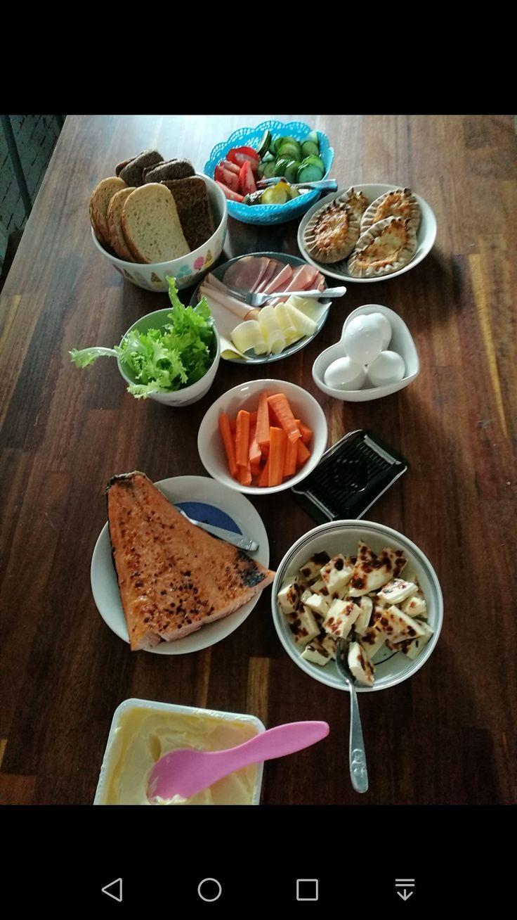 Loma aamupalaa