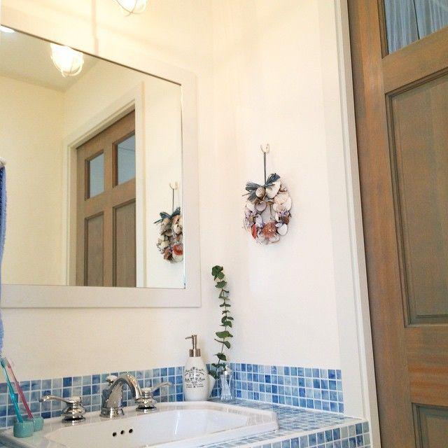 「おしゃれさんに学ぶ!真似したくなる洗面所♡」に含まれるinstagramの画像|MERY[メリー] http://mery.jp/instagram_photos/79405?from=mery_ios