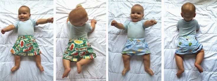 Pattern Emporium: Pattern Hack: Make Shorts using the Baby & Toddler Harem Pants Pattern