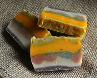 Dragon's Dream Hand Made Soap (Vegan, Palm Free, Essential Oils)