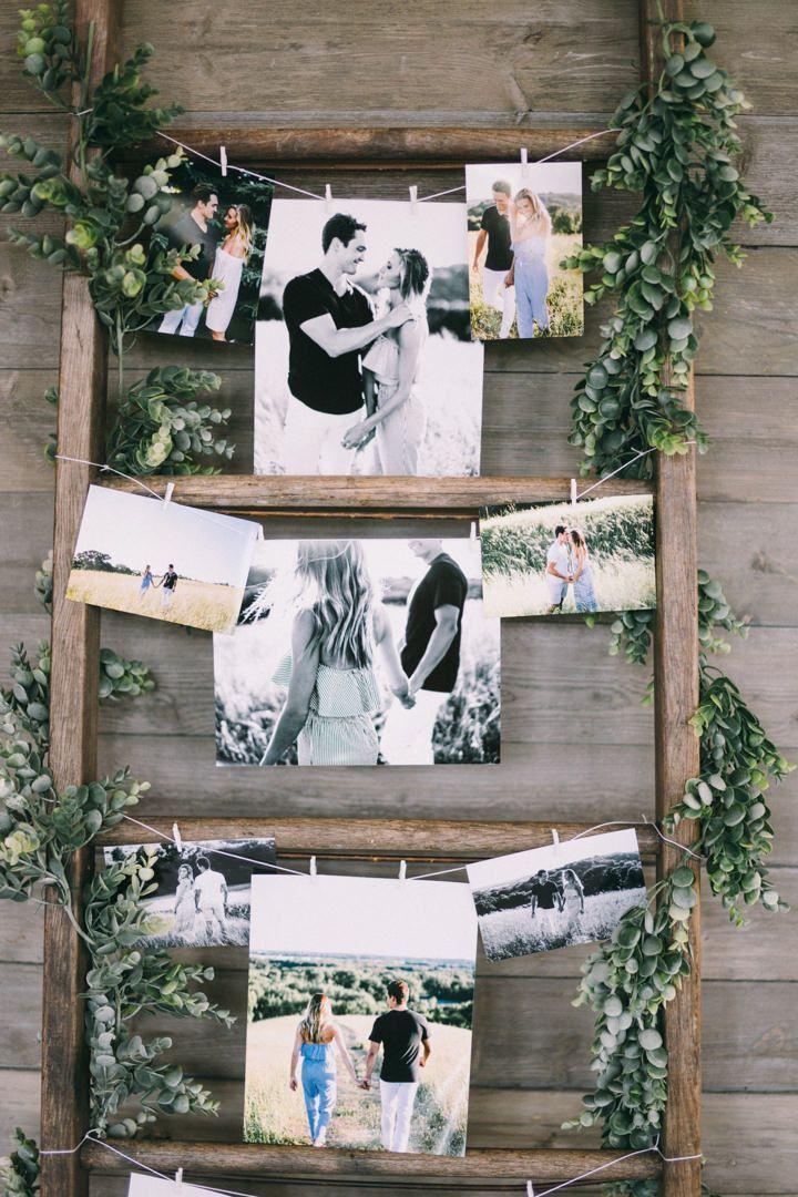 Louis und Alexandras Super Glam Bohemian trifft auf industrielle Hochzeit von Jaime …