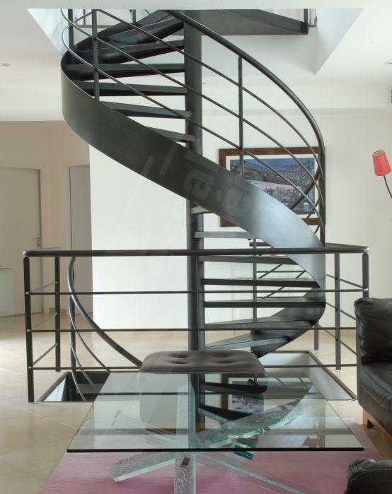 131 best un escalier h lico dal en colima on en spirale gain de place images on pinterest. Black Bedroom Furniture Sets. Home Design Ideas
